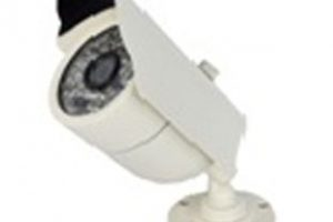 CAMERA IP AV -IPD2100BK