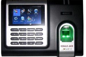 Máy chấm công Ronal Jack X628C+ID