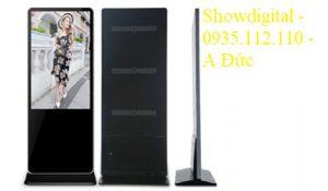 Màn hình quảng cáo chân đứng 55 inch AVN-QC55SIW (không cảm ứng – Windows)